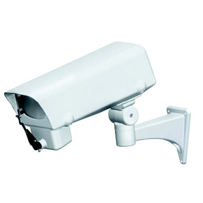 Dedicated Micros DM/2015-707 IP66 camera housing for fixed and zoom cameras