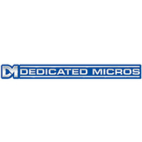 Dedicated Micros DM/OD/25M 25m Straight Dome Cable