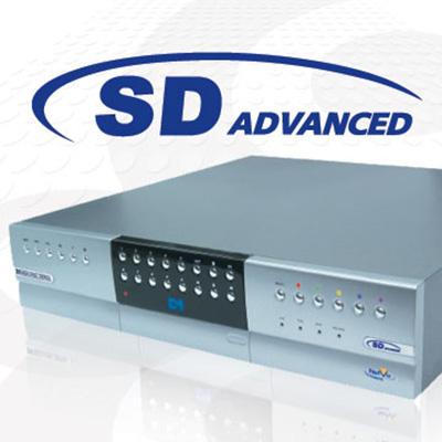 Dedicated Micros DM/SDAV08MIN 8 Channel Hybrid DVR