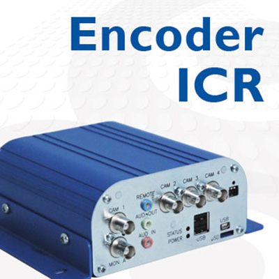 Dedicated Micros Encoder ICR Encoding Analog Camera To IP Stream