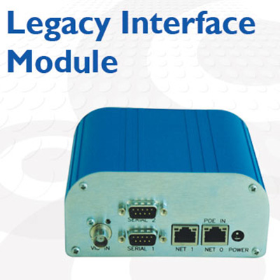 Dedicated Micros Legacy Interface Module For CCTV End-users