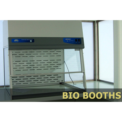 Delta Scientific Corporation BioBooths - mail screening booth