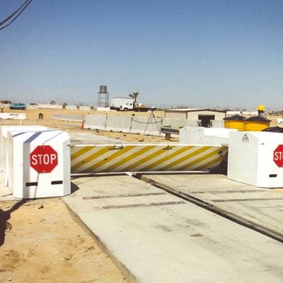 Delta Scientific Corporation DSC1100 Hydraulic Power Unit Portable Barrier