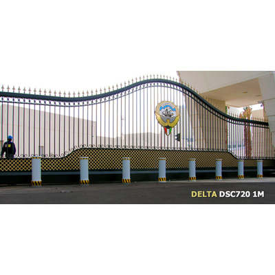 Delta Scientific Corporation DSC720 1M Pneumatic Bollard System