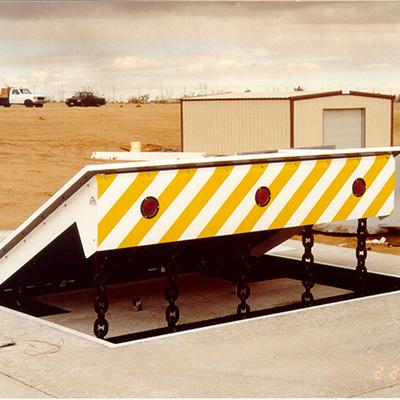 Delta Scientific DSC501 Barricade Meets UK's BSI Standard PAS:68 2007 Crash Test