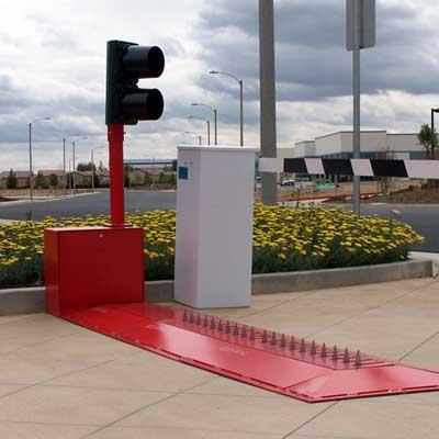 Delta Scientific MTC6000 Surface Mount Motorized Traffic Controller