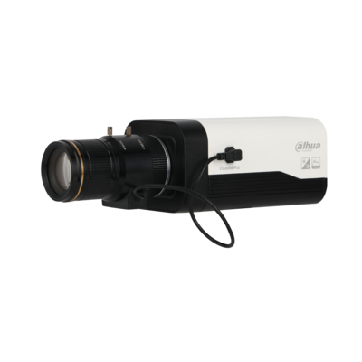 Dahua Technology IPC-HF7842FP 8MP BOX WizMind Network Camera,PAL