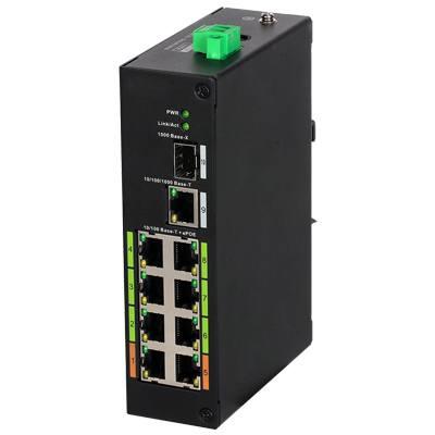 Dahua Technology DH-LR2110-8ET-120 8-port EPoE Layer 2 Switch