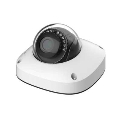 Eagle Eye Networks DM08b 4MP Indoor/Outdoor IR IP Mini-Dome Camera