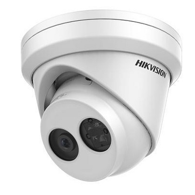 Hikvision DS-2CD2345FWD-I 4 MP IR Fixed Turret Network Camera