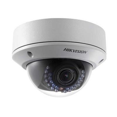 Hikvision DS-2CD274PFWD-I 4MP WDR Vari-focal Dome Network Camera