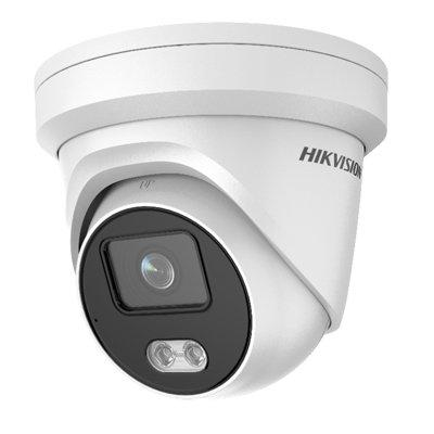 Hikvision DS-2CD3327G1-LS(U) 2MP ColorVu Fixed Turret Network Camera