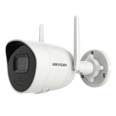 Hikvision DS-2CV2021G2-IDW 2 MP Outdoor Audio Fixed Bullet Network Camera