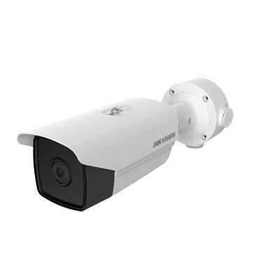Hikvision Smart Thermal Bullet Cameras