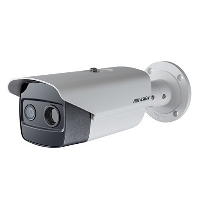 Hikvision DS-2TD2636-15 Thermal & Optical Network Bullet Camera