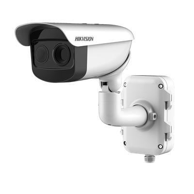 Hikvision DS-2TD2866-25/K Thermal & Optical Network Bullet Camera