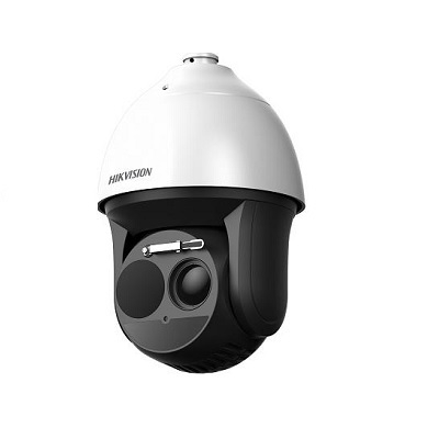 Hikvision DS-2TD4136-25(50) Thermal + Optical Bi-spectrum Network Speed Dome