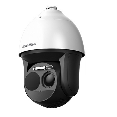 Hikvision DS-2TD4136T-9/25 Thermometric Thermal & Optical Bi-spectrum Network Speed Dome
