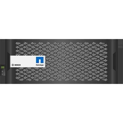 Bosch DSA-N6C8X8-60AT 60x8TB 4U Dual Controller Storage System Base Unit
