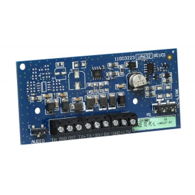 DSC PCL-422 Communicator Remote Mounting Module