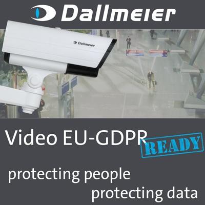 Dallmeier SMAVIA VideoIP Recording Server Software For Windows Systems