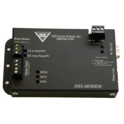 DSX Dialup Modem SPI-1442-FI With RS-232 And RS-485 Outputs For Controller Communications