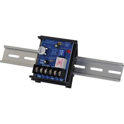 Altronix DTMR1 Timer, Multi-Purpose, 12/24 VDC 1 Second To 60 Minutes, Includes ST3 For DIN Rail Mounting