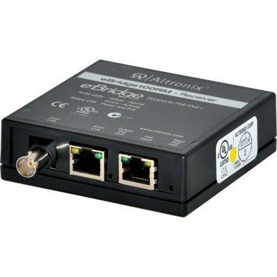 Altronix EBridge100RM EoC Or Long Range Ethernet Single Port Receiver