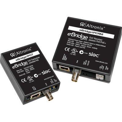 Altronix eBridge1PCRMT EoC Single Port Adapter Kit