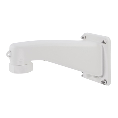 Eneo EDC-WMB1-W Wall Mount For PTZ Dome Cameras, White, With Mounting Kit