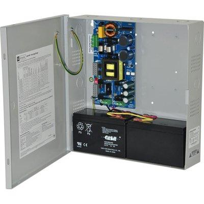 Altronix eFlow104NV Power Supply Charger, Single Output, 24VDC @ 10A, Aux Output, FAI, LinQ2 Ready, 220VAC, BC300 Enclosure