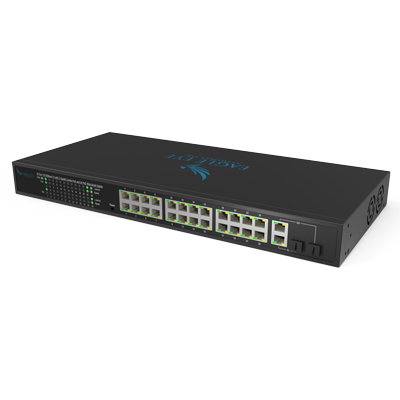 Eagle Eye Networks EN-SW26m-001 PoE Switches That Integrate With Eagle Eye Security Camera VMS