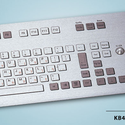 Everswitch KB-4000P Sealed Piezo Keyboard With Pointer