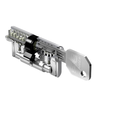 EVVA EPS (Extended Profile System): The trusted system for affordable security