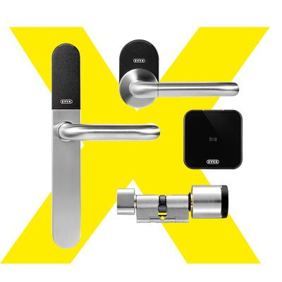 Evva Xesar Electronic Locking System Offers Range Of Application Options And Timeless Design