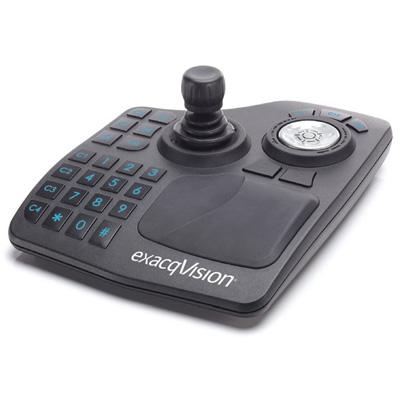 exacqVision 5000-50100 Surveillance Keyboard