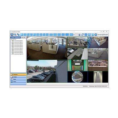 exacqVision Edge Video Management Software