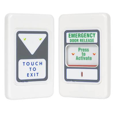 Gallagher Unmonitored Emergency Exit Cover