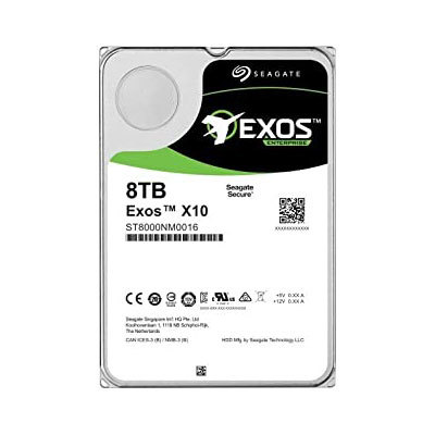 Seagate ST8000NM0016 8TB Centralized Back-End Storage