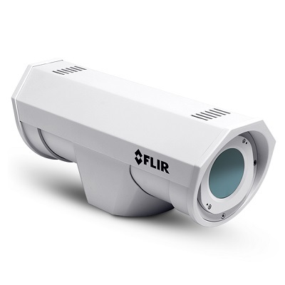 FLIR Systems F-612 ID - 50mm, 8,3HZ, US Thermal Security Camera