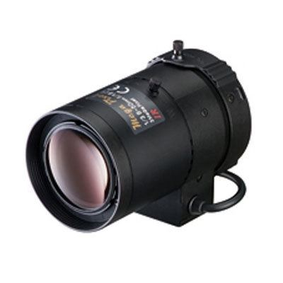 """Eneo F03Z06NDDC-MP F1.6/8-50mm Megapixel Lens, With Variable Focal Length, 1/2.7"""" CS Mount"""