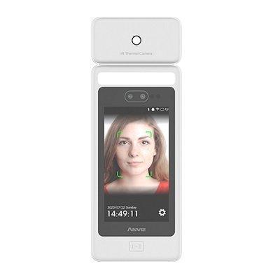 Anviz FaceDeep 5 IRT AI Based Smart Face Recognition