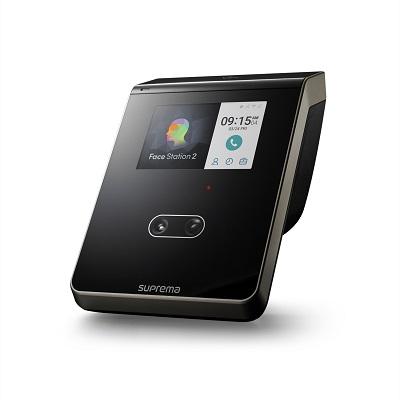 Hanwha Techwin FaceStation2 Face recognition controller
