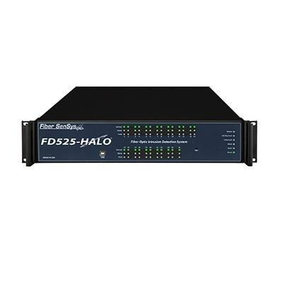 Optex FD525 HALO Fiber-optic Intrusion Detection System With Up To 25 Independent Zones