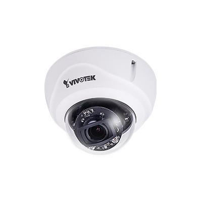 VIVOTEK FD9367-HTV Outdoor IR Dome Network Camera