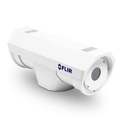 FLIR Systems F-612E-50MM, 640x480, PAL Thermal Security Camera