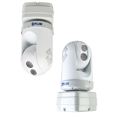 FLIR Systems D-645 Outdoor PTZ Dome Thermal Camera