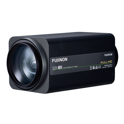 Fujinon FH32x15.6SR4A-CV1 zoom lens