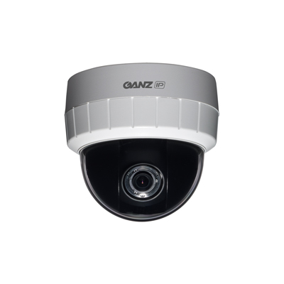 Ganz ZN-D1MAP True Day Night PixelPro Series H.264 IP Indoor Dome Camera