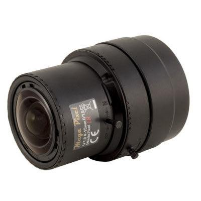"Eneo H04Z03NFDC-MP F1,5/4-13mm, Megapixel DC-Lens, Variable Focal Lenght, 1/1.8"" CS-Mount"
